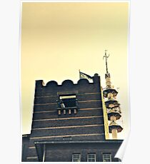 Breda Towers Poster
