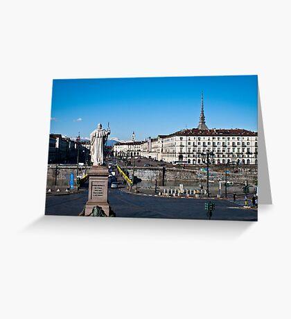 View at Torino Greeting Card