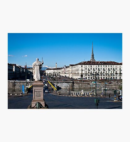View at Torino Photographic Print