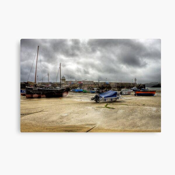 When the rain came Canvas Print