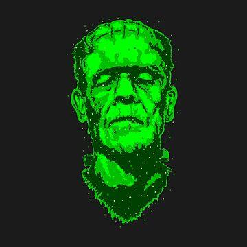 Frankenstein by newimagedepot