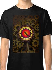 Brass Cogwork Heart Classic T-Shirt