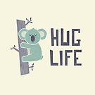 Hug Life by Teo Zirinis