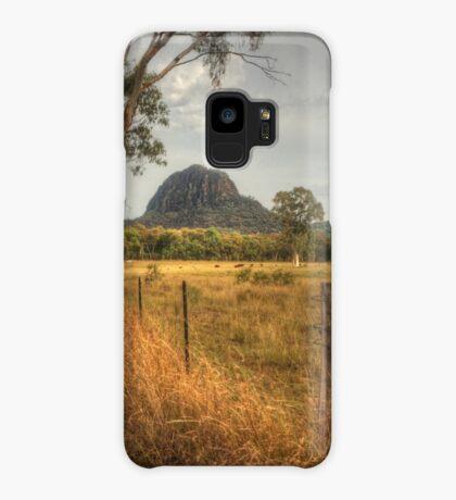 Timor Rock in the Warrumbungles Case/Skin for Samsung Galaxy