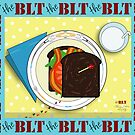 The BLT by Patricia Anne McCarty-Tamayo