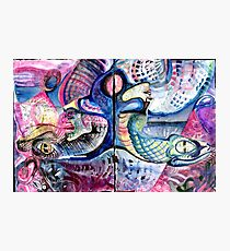 Sign of Typhon and Apophis Photographic Print
