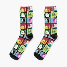 Adventure Time Pirates! Socks