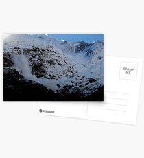 Avalanche Postcards