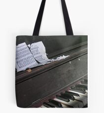 Old Time Sing Along Tote Bag