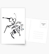 Bluesman Postcards