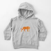 Almost Solid Toddler Pullover Hoodie
