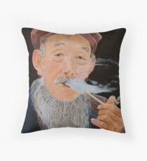 Confucius says.. Throw Pillow