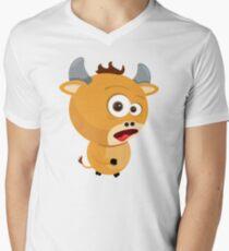 Cartoon Ox T-Shirt