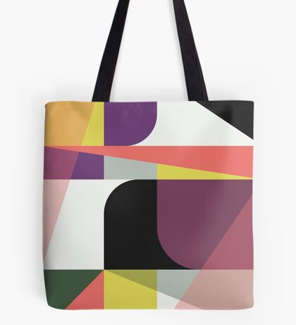 Graphic #10 Tote Bag