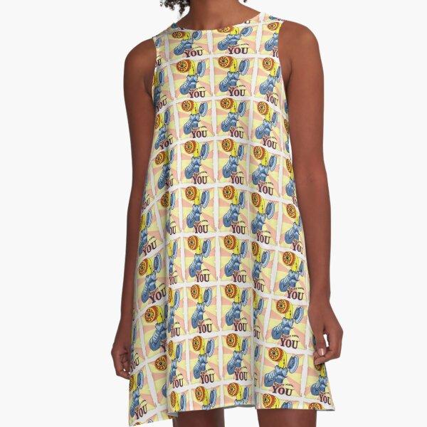 REALITY NEEDS YOU A-Line Dress