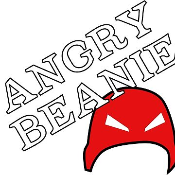 Angry Beanie Logo by angrybeanie