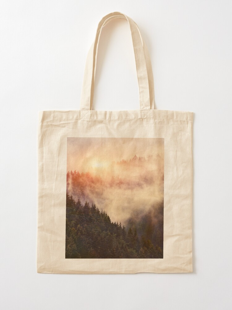 Alternate view of In My Other World Tote Bag