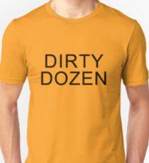 DIRTY DOZEN [AS WORN BY KEITH FLINT/PRODIGY] Slim Fit T-Shirt
