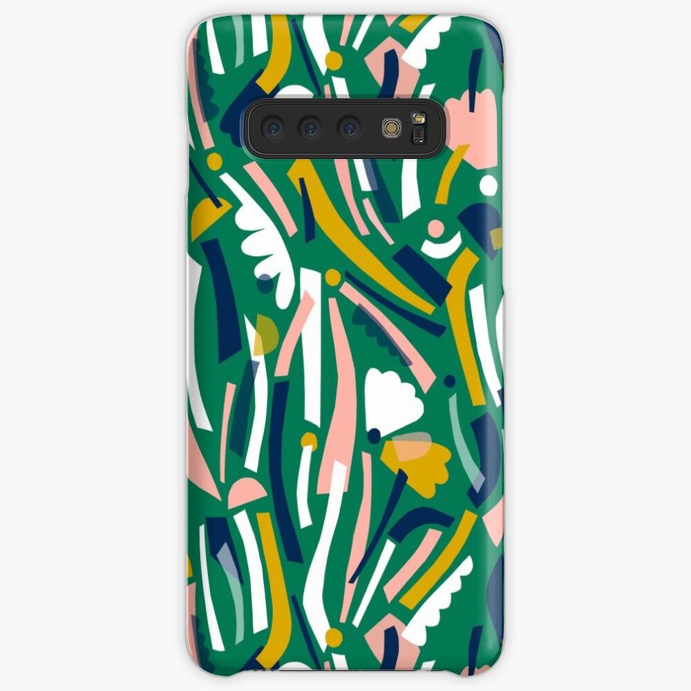 Flowerbed II Case & Skin for Samsung Galaxy