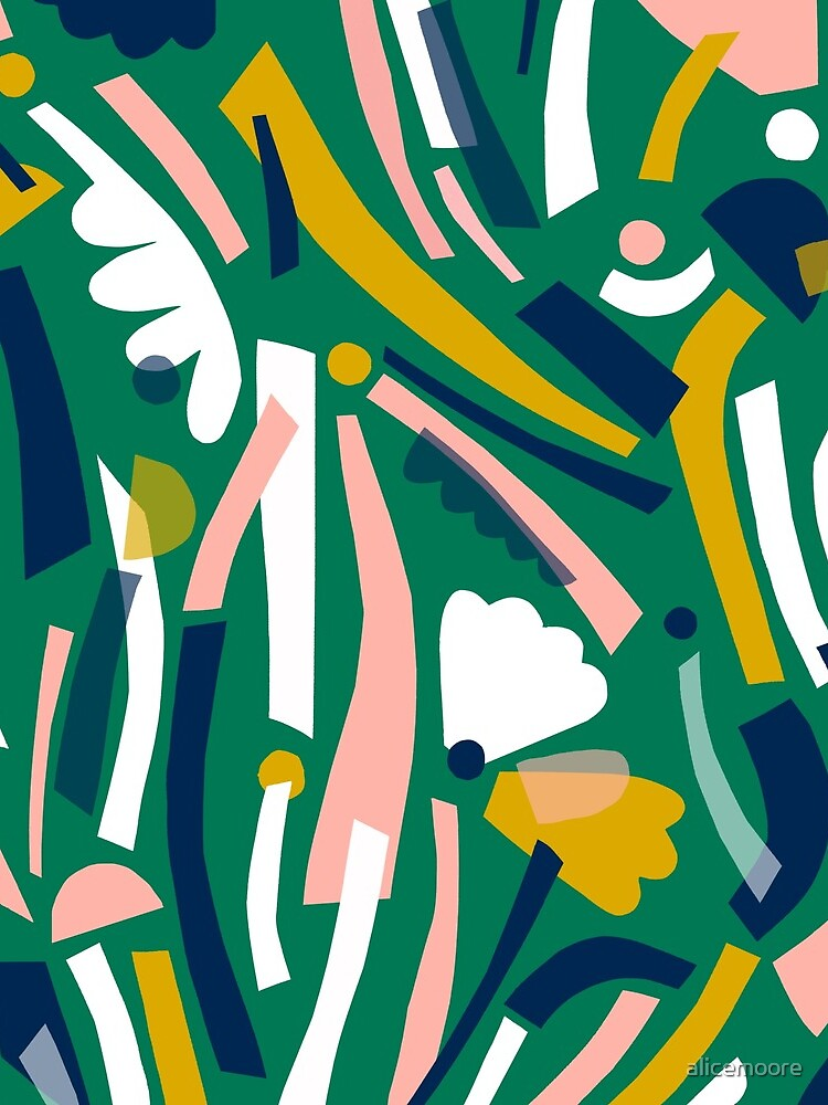 Flowerbed II by alicemoore