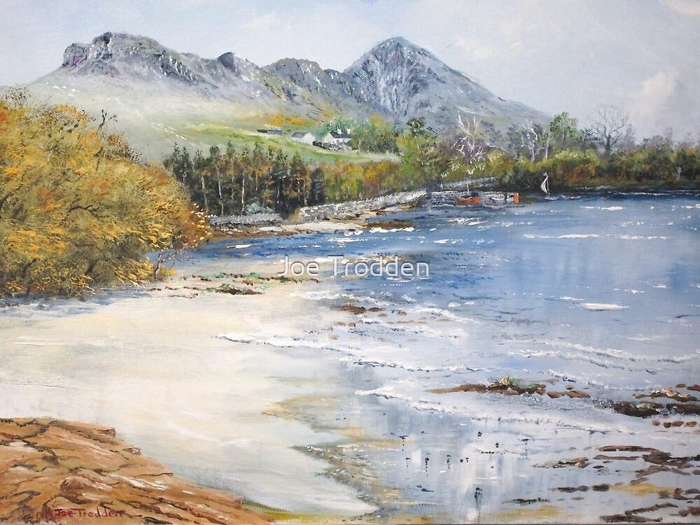 Croagh Patrick. by Joe Trodden