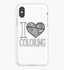 Coloring Pages Iphone X Cases Covers Redbubble