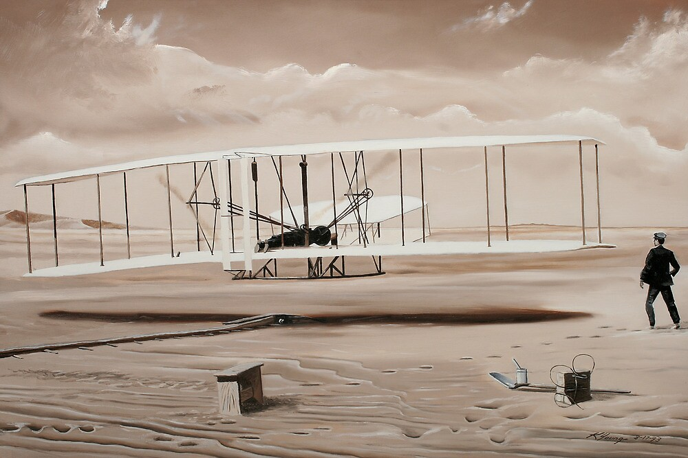First Flight by Kenneth Young