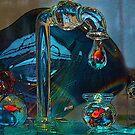 Murano Fish In Venice Italy by Al Bourassa