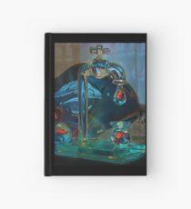 Murano Fish In Venice Italy Hardcover Journal