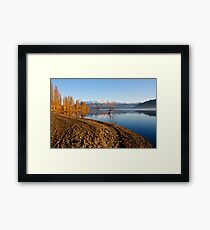 Wanaka Early Morning Framed Print