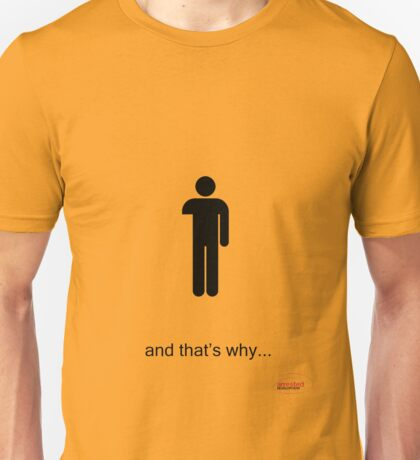 Arrested Development One Armed Man Unisex T-Shirt