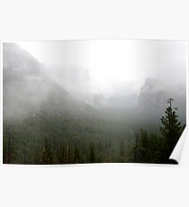 Yosemite Valley Poster