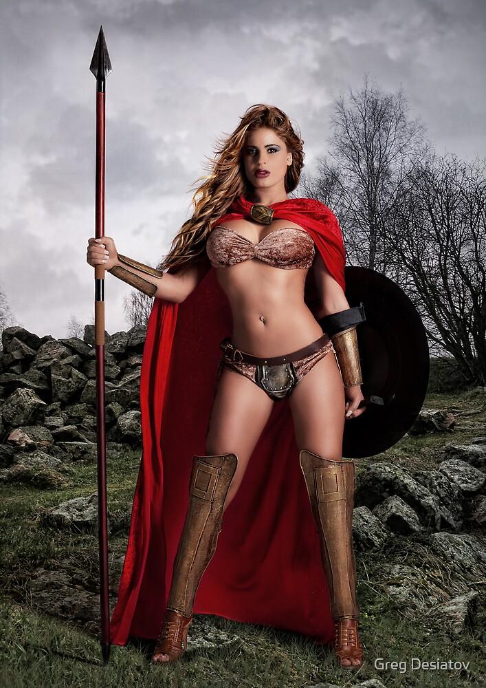 I Am Spartan by Greg Desiatov