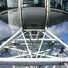Symmetry at the London Eye by Rees Adams