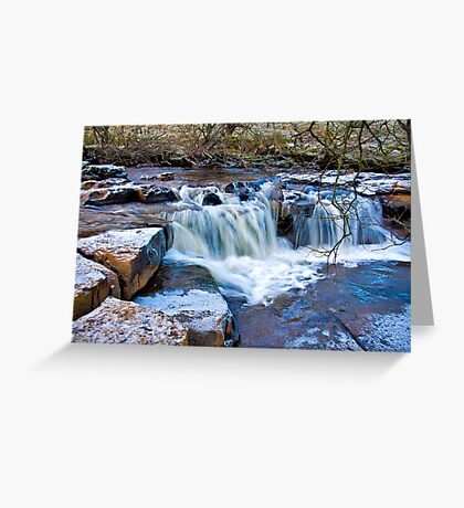 Wain Wath Force - Yorks Dales Greeting Card