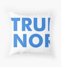 True North Throw Pillow