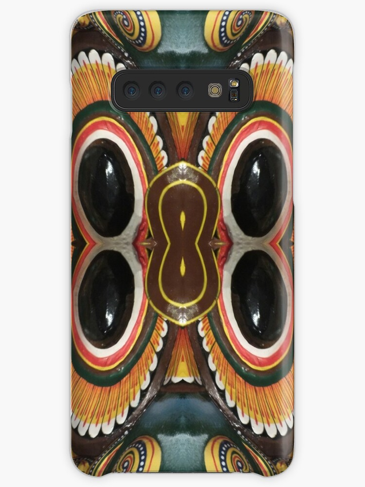 Soul of the Dragoon -black Samsung S10 Case