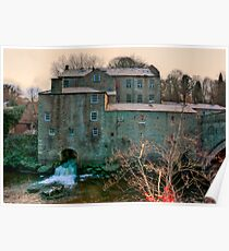 Yore Mill - Aysgarth Yorks Dales Poster