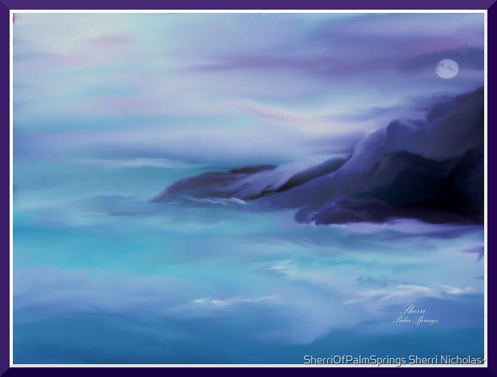 BEYOND THE SEA by SherriOfPalmSprings Sherri Nicholas-