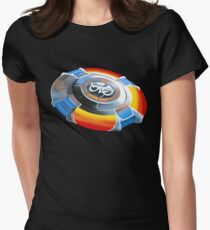 ELO Ship - Electric Light Orchestra Women's Fitted T-Shirt