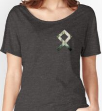 Othala (for Home) full color Women's Relaxed Fit T-Shirt