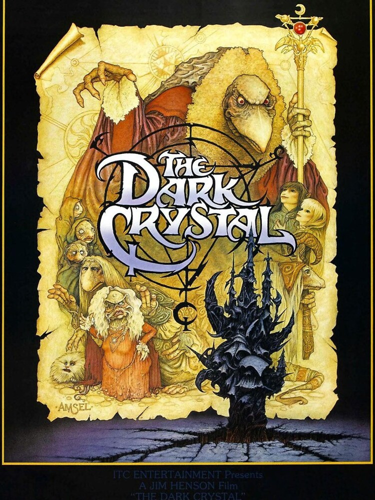 The Dark Crystal by ArtbyMeganBrock