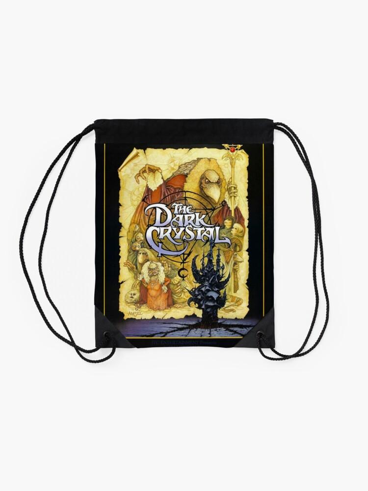 Alternate view of The Dark Crystal Drawstring Bag