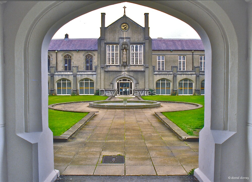 University College Of St David Lampeter By David Davies Redbubble