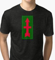 32nd Infantry Brigade Combat Team (United States) Tri-blend T-Shirt