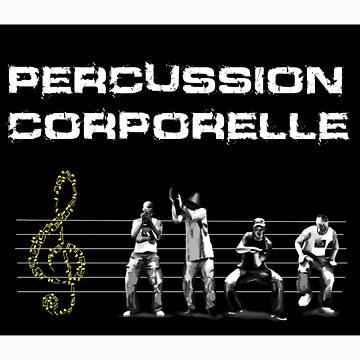 Percussion Corporelle by danielgre