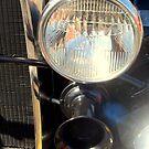 """Headlight and Horn"" by Lynn Bawden"