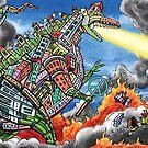 Urban Zilla by Chad Crowe