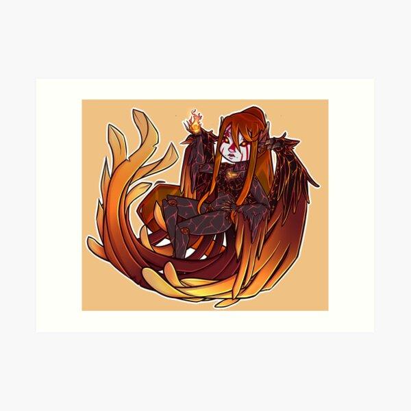 ReijiChibi Art Print