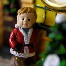 Santa's Helper by Johanne Brunet